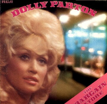 Dolly Parton The Bargain Store cover art