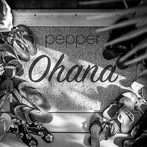 Pepper Ohana Cover Art