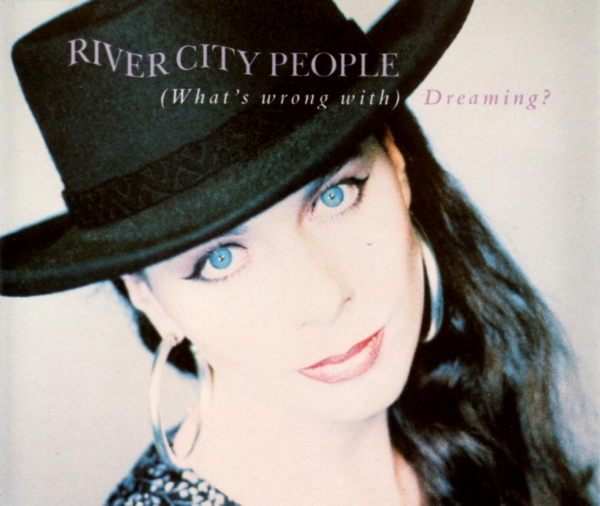 River City People What's Wrong With Dreaming Cover Art