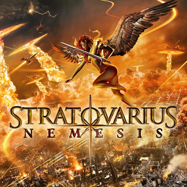 Stratovarius Nemesis Cover Art