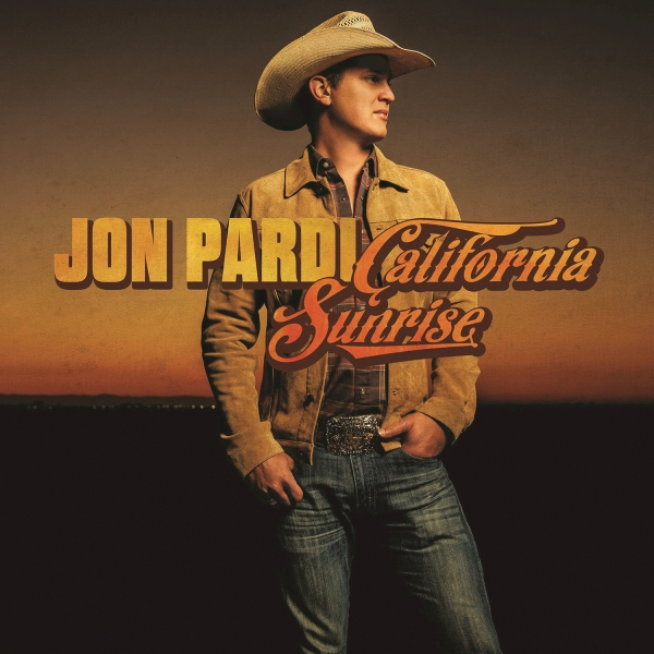 Jon Pardi California Sunrise cover art