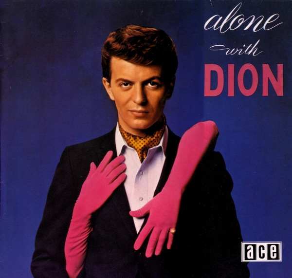 Dion Alone with Dion cover art