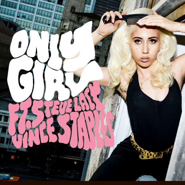Kali Uchis Only Girl Cover Art