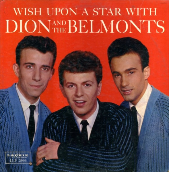 Dion & The Belmonts Wish Upon a Star With Dion & The Belmonts Cover Art