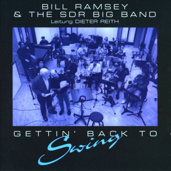 Bill Ramsey Gettin' Back to Swing Cover Art
