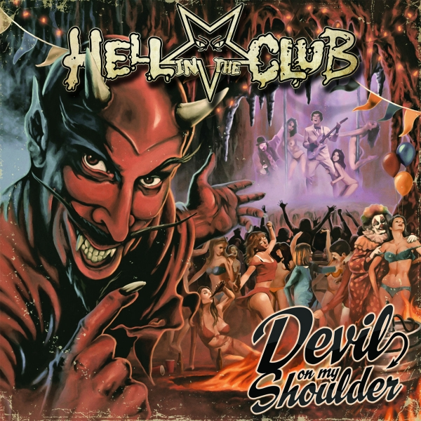 Hell in the Club Devil on My Shoulder cover art