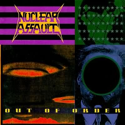 Nuclear Assault Out of Order Cover Art