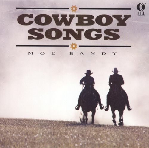 Moe Bandy Cowboy Songs cover art