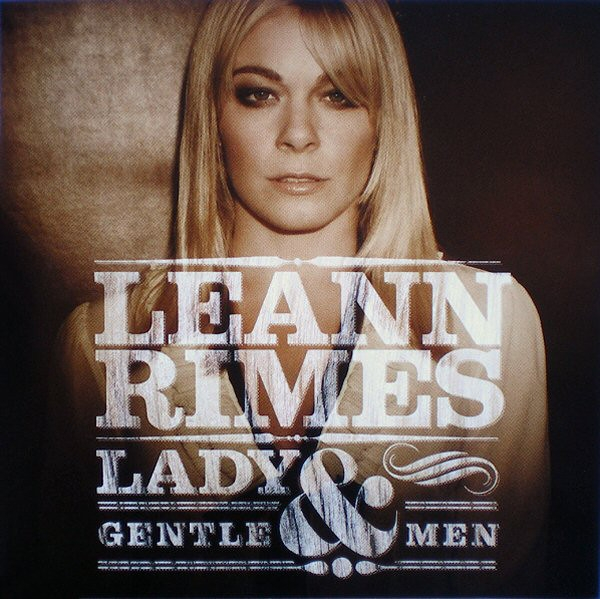 LeAnn Rimes Lady & Gentlemen cover art