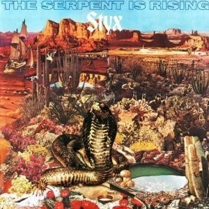 Styx The Serpent Is Rising cover art