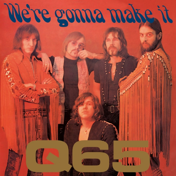 Q65 We're Gonna Make It Cover Art