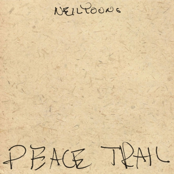 Neil Young Peace Trail Cover Art