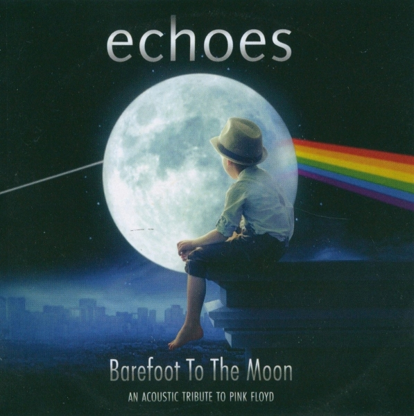 Echoes Barefoot to the Moon cover art