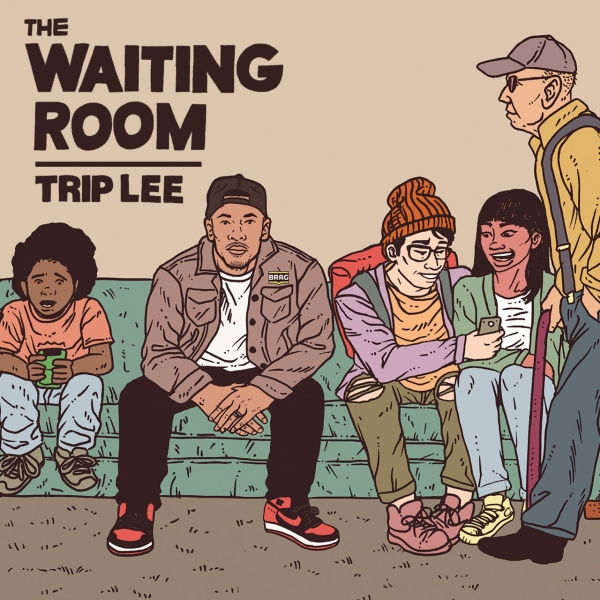 India Shawn The Waiting Room cover art
