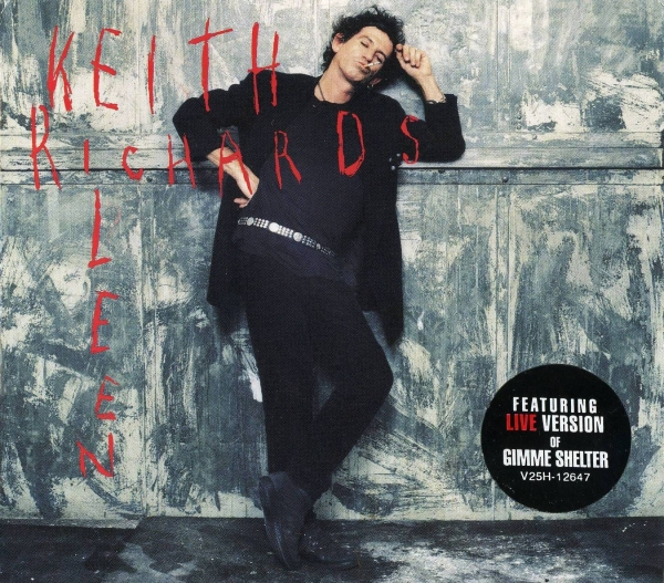 Keith Richards Eileen cover art