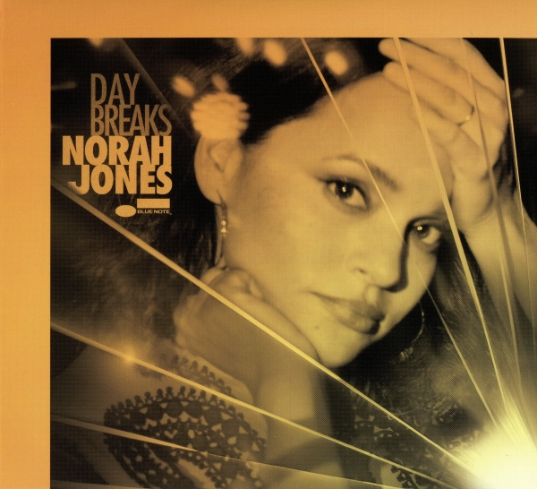 Norah Jones Day Breaks cover art