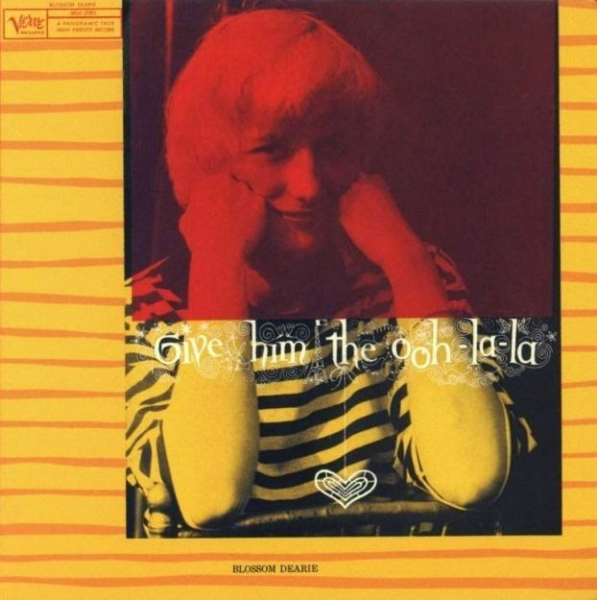 Blossom Dearie Give Him the Ooh-La-La cover art