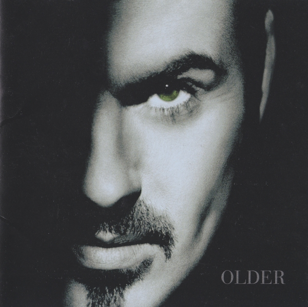 George Michael Older cover art