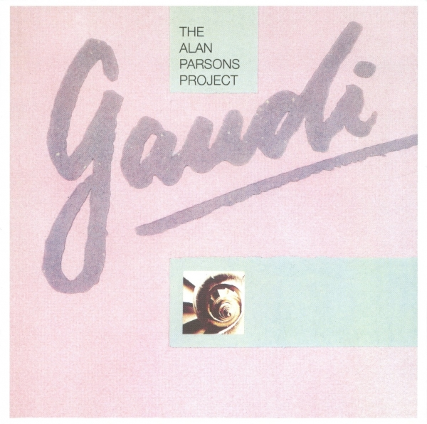 The Alan Parsons Project Gaudi cover art