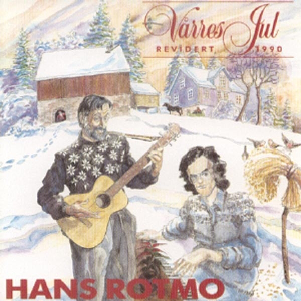 Hans Rotmo Vårres jul cover art