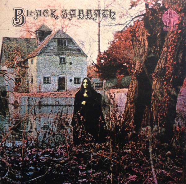 Black Sabbath Black Sabbath cover art