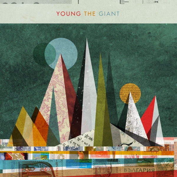 Young the Giant Young the Giant Cover Art