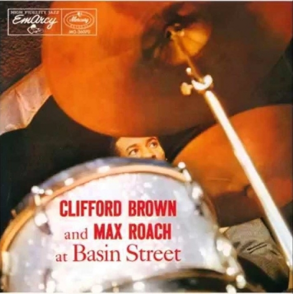 Max Roach At Basin Street cover art