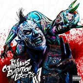 Twiztid The Continuous Evilution of Life's ?'s cover art