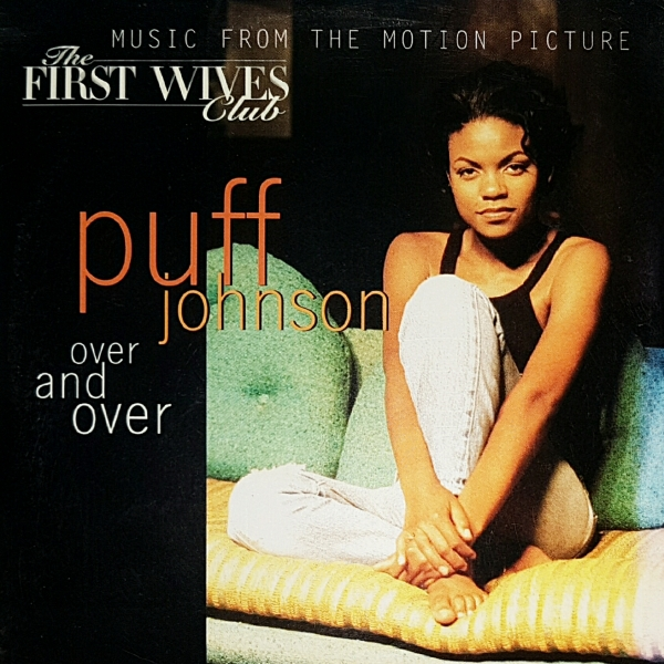 Puff Johnson The First Wives Club: Music from the Motion Picture Cover Art