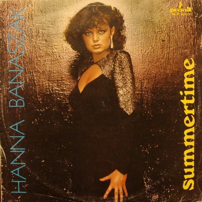 Hanna Banaszak Summertime Cover Art