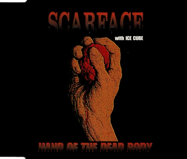 Scarface Hand of the Dead Body Cover Art