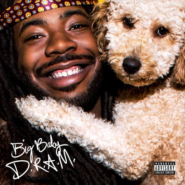 DRAM Big Baby D.R.A.M. cover art