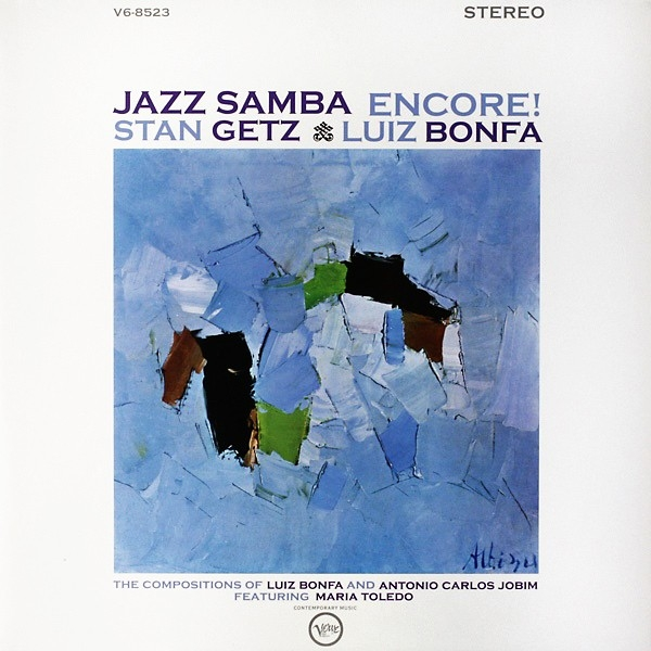 Luiz Bonfá Jazz Samba Encore! cover art