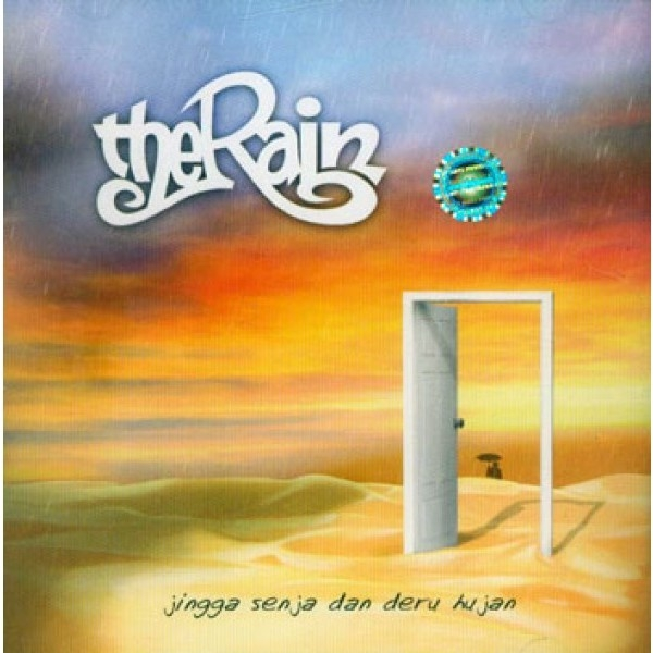 The Rain Jingga Senja Dan Deru Hujan cover art