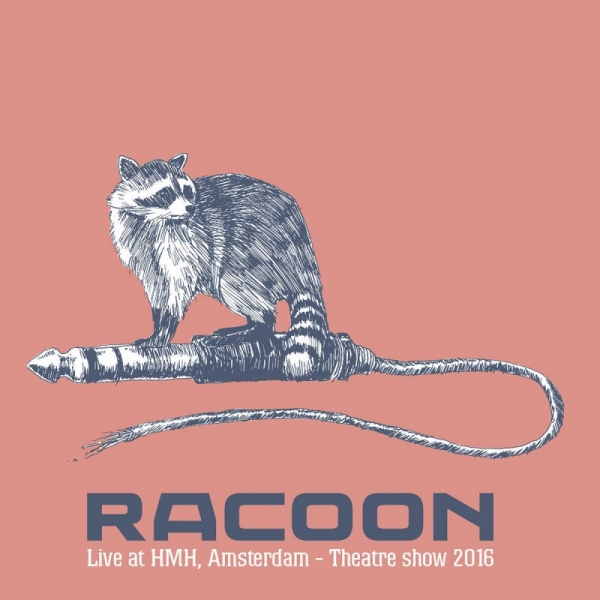 Racoon Live at HMH, Amsterdam: Theatre Show 2016 cover art
