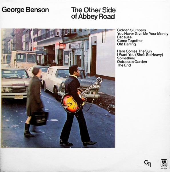 George Benson The Other Side of Abbey Road Cover Art