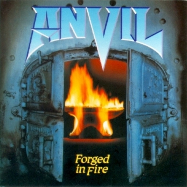 Anvil Forged in Fire cover art