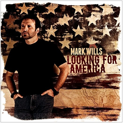 Mark Wills Looking for America cover art
