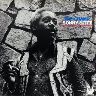 Sonny Stitt The Champ cover art