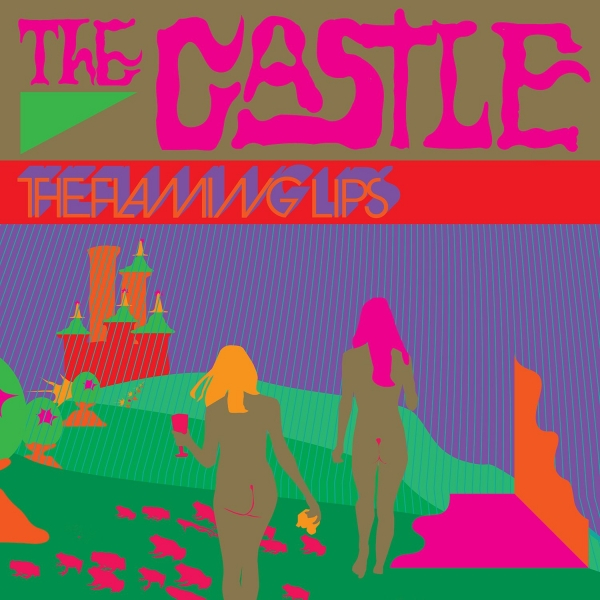 The Flaming Lips The Castle Cover Art