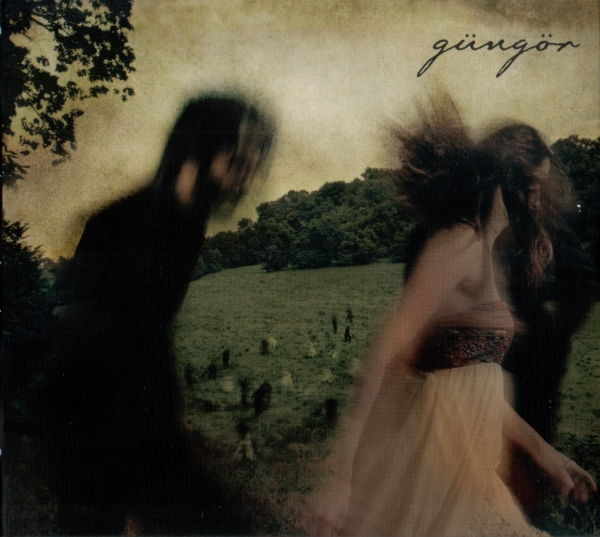 Gungor Ghosts Upon the Earth cover art
