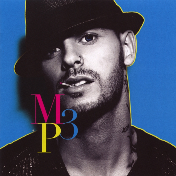M. Pokora MP3 Cover Art