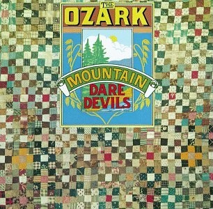 The Ozark Mountain Daredevils The Ozark Mountain Daredevils cover art