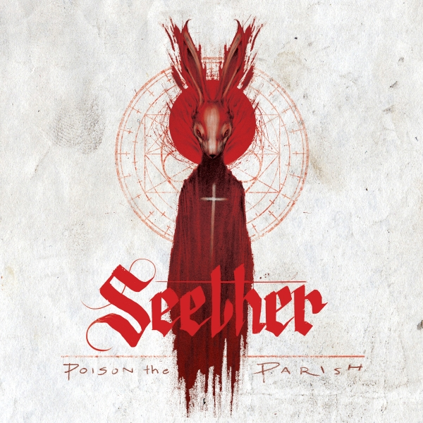 Seether Poison the Parish Cover Art