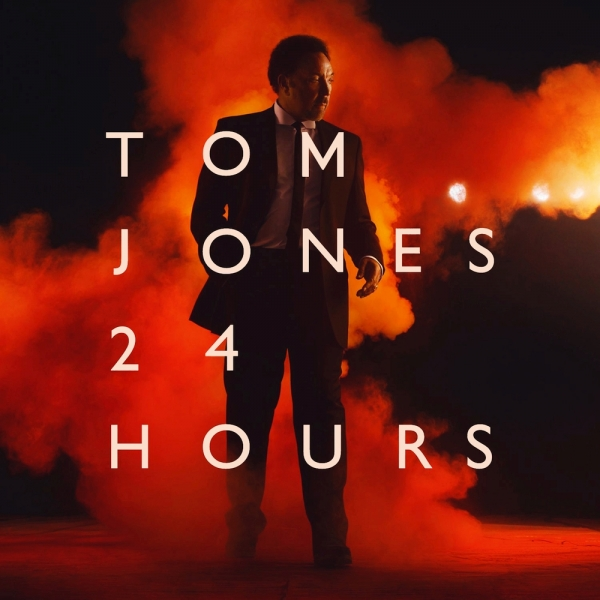 Tom Jones 24 Hours cover art
