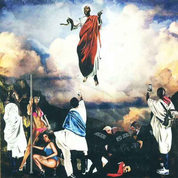 Freddie Gibbs You Only Live 2wice cover art