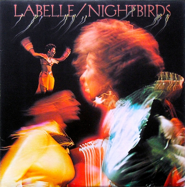 LaBelle Nightbirds Cover Art
