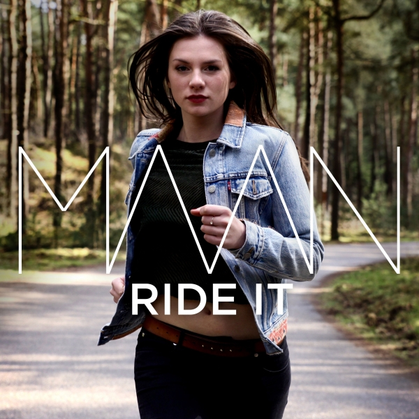 Maan Ride It Cover Art