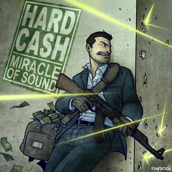Miracle of Sound Hard Cash Cover Art