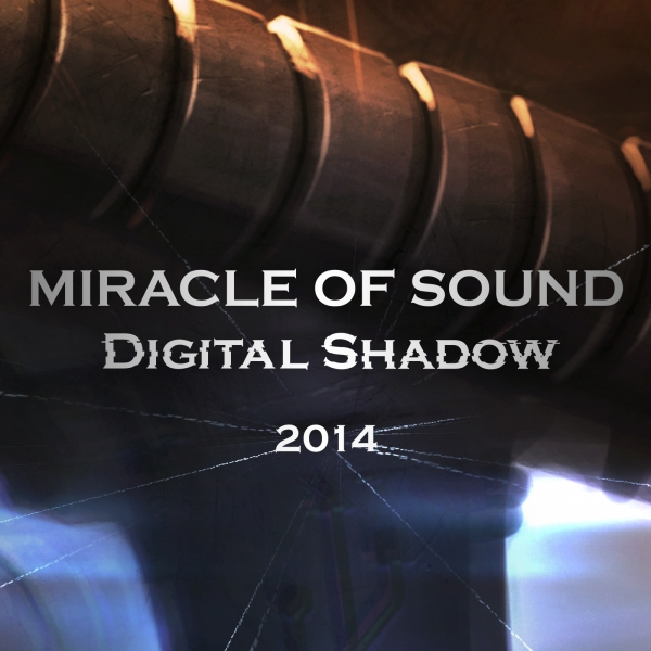 Miracle of Sound Digital Shadow 2014 Cover Art